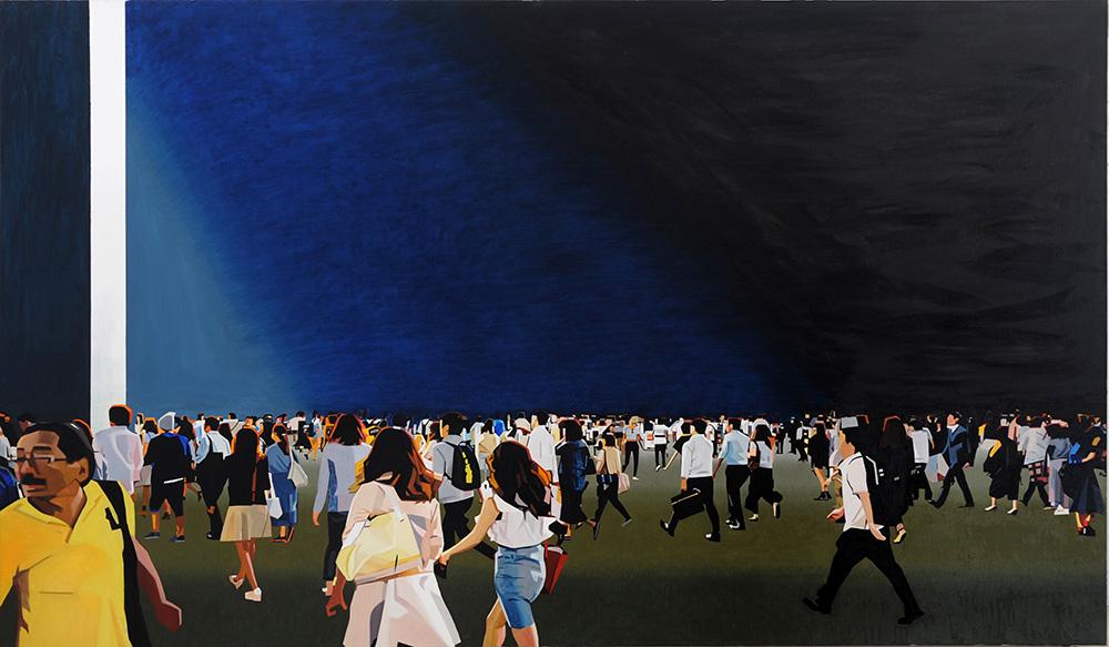 Gao Runsheng:Square