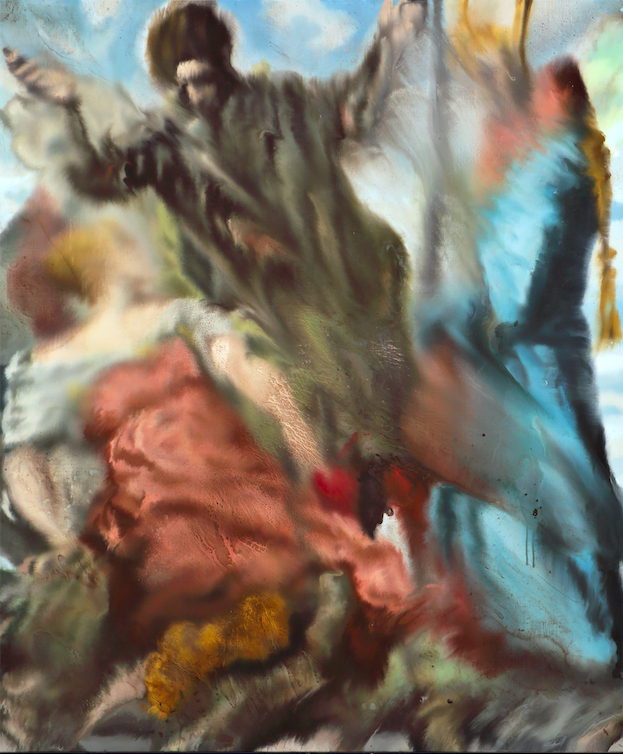VARIATIONS ON A 1552 TINTORETTO