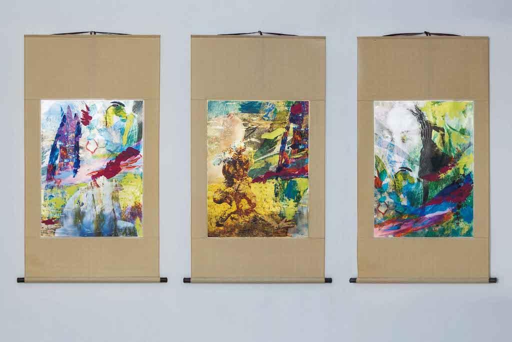 Charlotte Eschenlohr - Flower Power - 2020 ART021