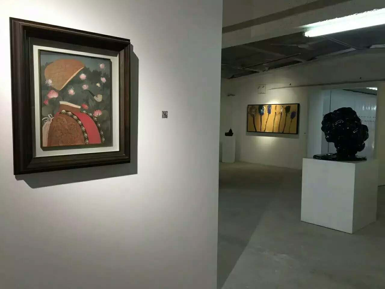 """ There is a painting on the wall""——Being 3 Gallery Celebrates 10th Anniversary"