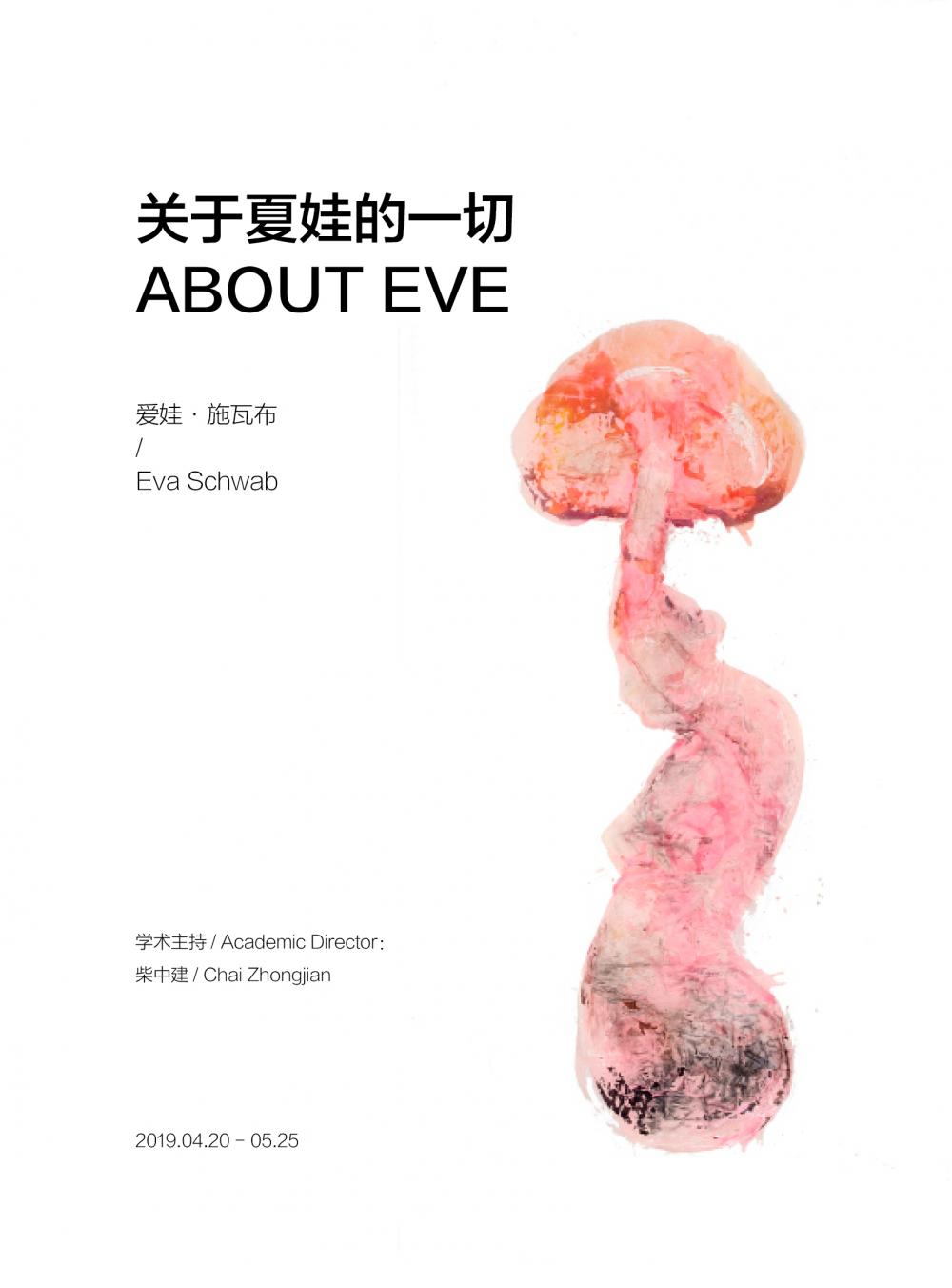 爱娃·施瓦布:关于夏娃的一切 Eva Schwab:About Eve