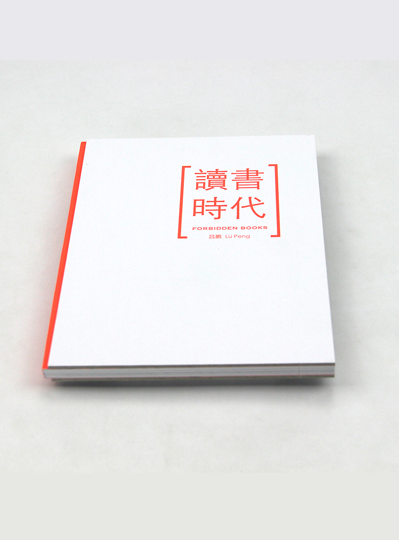 吕鹏:读书时代 Lv Peng:Forbidden Books