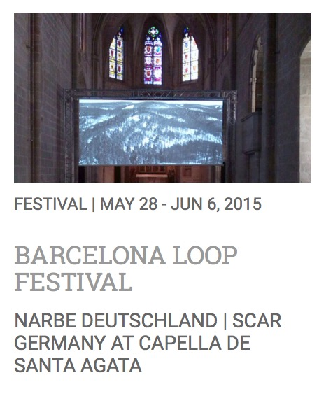 巴塞罗那 Loop 电影节—德国伤痕 BARCELONA LOOP FESTIVAL-NARBE DEUTSCHLAND | SCAR GERMANY