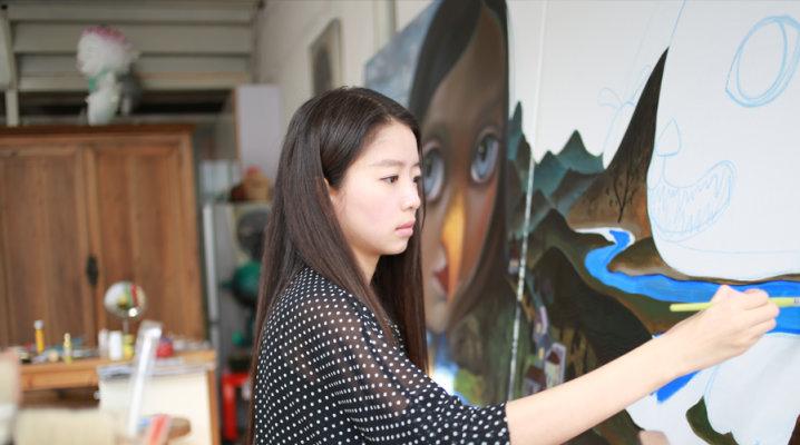 杨纳 Yang Na